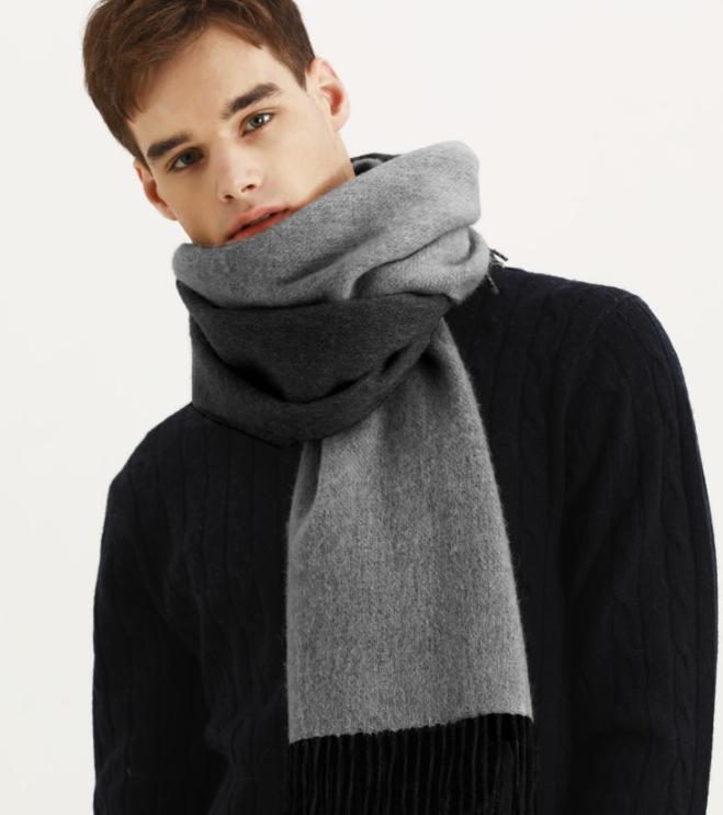 nuevo concepto 76098 d5aa8 Venta al por mayor bufanda chico lana-Compre online los ...