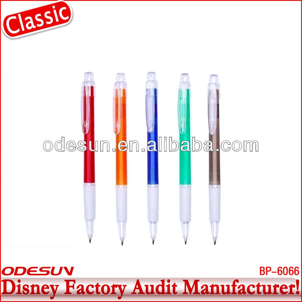 Disney factory audit manufacturer's business promotional ball pen 142103
