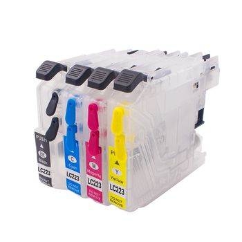 Compatible ink cartridge LC 233 For Br MFC-J5720