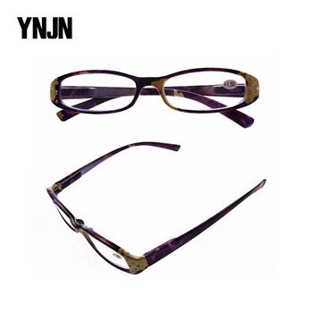 70a1386016 Italy design wholesale CE China YNJN fashion custom double bridge glasses  frame