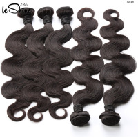 10A Grade Overnight Shipping Remy Mink Unprocessed Virgin Peruvian Human Hair Extension