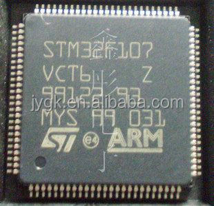 New ARM STM32F107VCT6 microcontroller chip TQFP100 Internet based dual CAN--XTDZ2