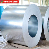 Low price aluzinc coated steel coil az150 anti --finger 55% alu aluzinc steel coil