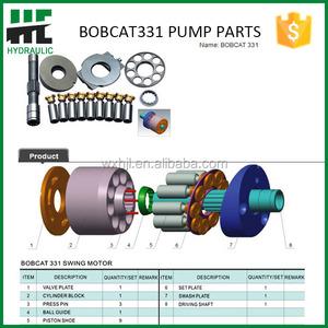 Excavator Bobcat 331 swing motor parts