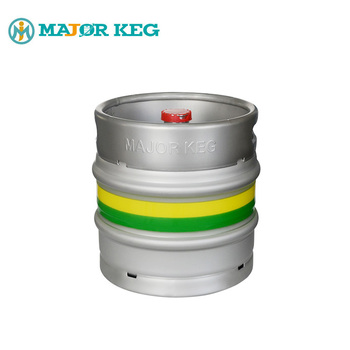 High Quality German Standard Secure Handle Holes 20l 30l 50l Empty Beer Keg