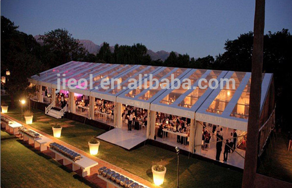 High Quality Heated Outdoor Winter Party Tent For Cold