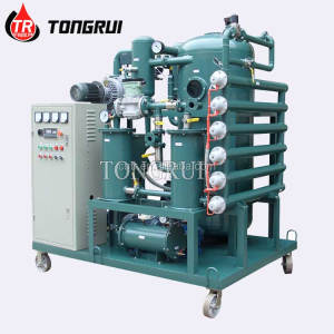 Chinese Manufacturing Black Transformer Oil Regeneration for Sale