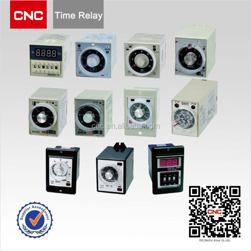 CNC slaea in over 100 countries,hot sales protection ASTP compressor overload time relay