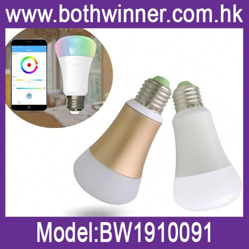 New 2016 The Best Led Wifi Bulb Ruby,H0tuy Home Wifi Led Light ...