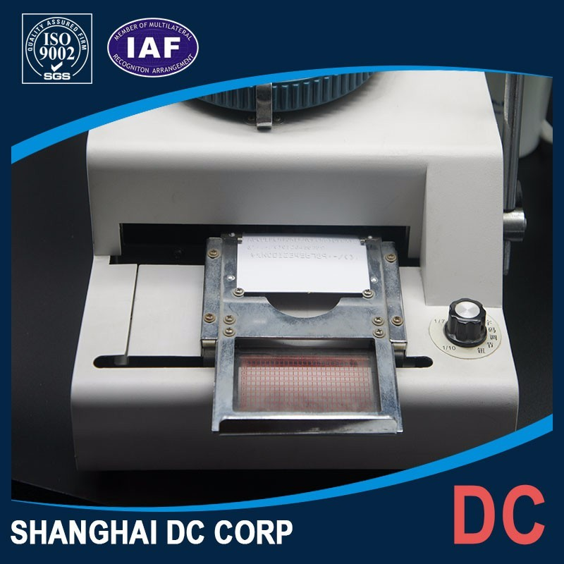 Professional Made Noble Paper Business Cards Embossed Machine
