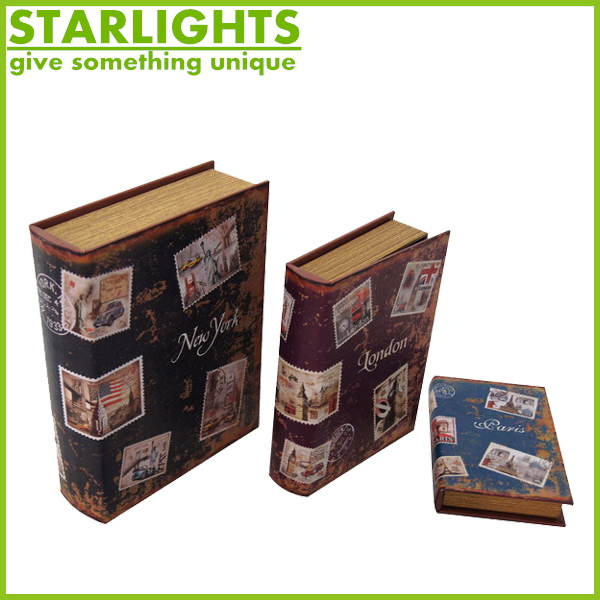 Decorative Fake Book Boxes Awesome Cheap Fake Decorative Antique Wooden Book Boxes  Buy Customized Decorating Inspiration