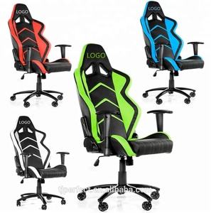 best Workwell ergonomic computer dxracer gaming chair, office leather racing seat chair