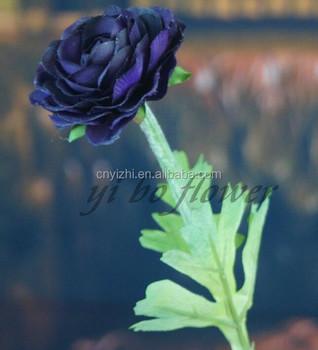 Dark blue color 41cm artificial flowershigh quality silk artificial dark blue color 41cm artificial flowershigh quality silk artificial peony flowersyzt1 1702 mightylinksfo