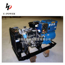 Supply 10-50kW series of land use standard diesel generator sets with CE