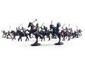 Free shipping New Ancient Military Model PlaySet War Figure Toys 12 Soldier 8 Knight 8 Battle