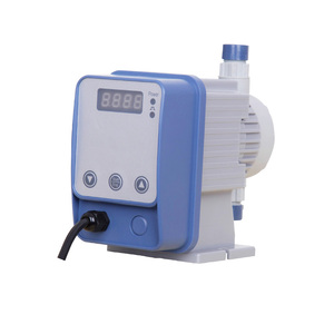 220v High quality AOBL mini automatic chemical chlorine pump electronic diaphragm dosing pump for pool