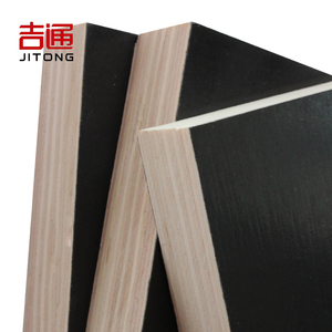 1220*24400* 12mm 15mm 18mm film faced hardwood core phenolic plywood for building templates