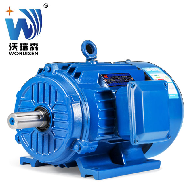 Woruisen 220v ac single phase 2hp ac electric induction motor 1.5KW/1HP