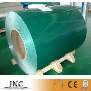 Prepainted galvalume steel coil / color coated aluminium zinc painted rolls / PPGL iron coils with low price
