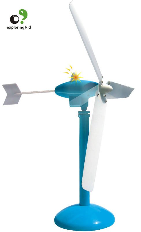 Educational Science Kits - D017- wind Power