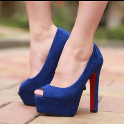 Lady Yaya Shoes