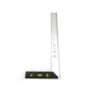 Measuring Tools L Type Right Angle Ruler Try Square With Vials