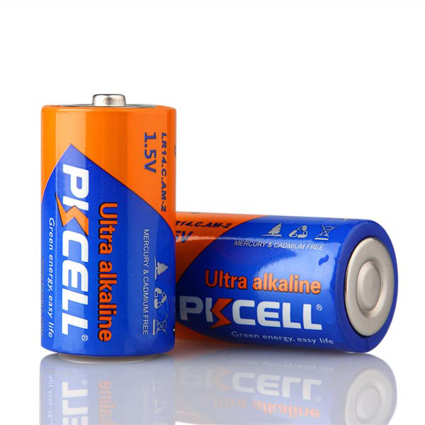 AM-3 Alkaline C Dry Cell Battery 1.5V