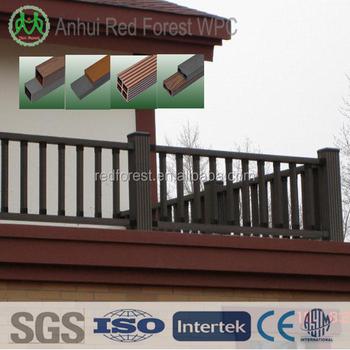 kunststoff holz balkon gel nder wpc balkon wpc bodenbelag buy balkon gel nder kunststoff holz. Black Bedroom Furniture Sets. Home Design Ideas