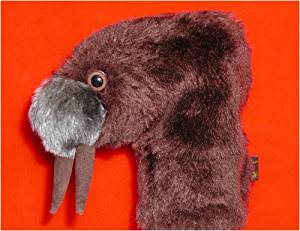 Walrus Putter Cover