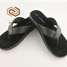 4dc99ccfe33 Add to Favorites. Wholesale fashion men leather flip flops