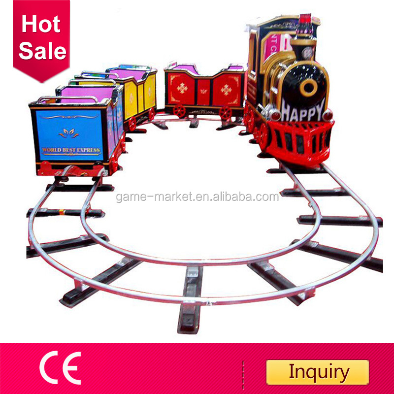 Guangzhou antique train indoor amusement park rides