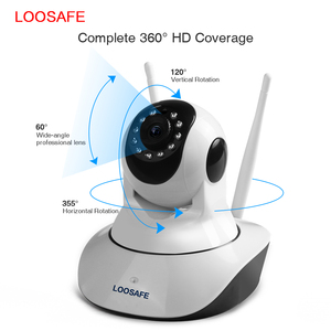 Hotsale !!! Cheap Price 720P Night Vision Indoor IP Camera Pan/Tilt Wireless CCTV Camera