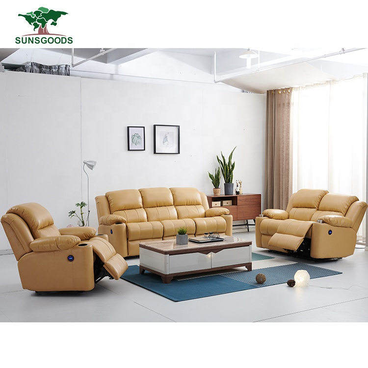 Tremendous Custom Big Modern Sofa Set Leather General Room Specific Massage Recliner Sofa Genuine Leather Sofa Set Recliner On Sale Buy General Room Specific Onthecornerstone Fun Painted Chair Ideas Images Onthecornerstoneorg