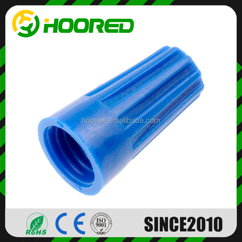 HOOYEE high quality plastic P2 - 1000 PCs / Bag Screw on wire cap cable nut