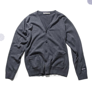 Custom Shawl Collar Winter Pullover Thick Mens Shrug Sweater Cardigans