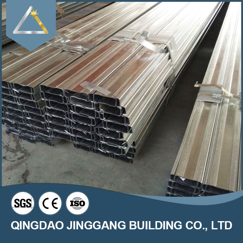 China Good Quality Galvanized Steel C Z Type Purlin Prices