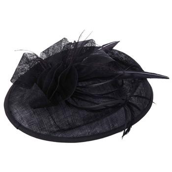 Yiwu Fashion Ladies Plain Fascinator Base Sinamay Hats - Buy ... 12056c7c5a8