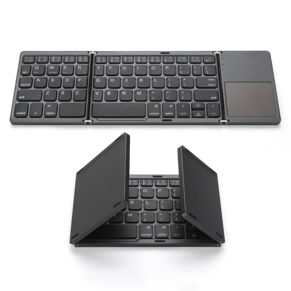 Oem Mini Foldable Folding Wireless Bluetooth Keyboard And Mouse Touchpad Buy R8 Gaming Keyboard I8 Mini Keyboard Mouse Keyboard Product On Alibaba Com