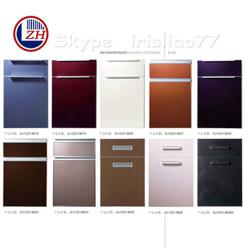 Acrylic High Gloss Kitchen Cabinet Door