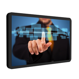 23 Inch Capacitive LCD gaming Touch Screen Monitor