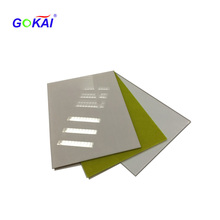 acrylic sheet 1/4,acrylic solid purface sheet for display,100% virgin materials cast acrylic sheet