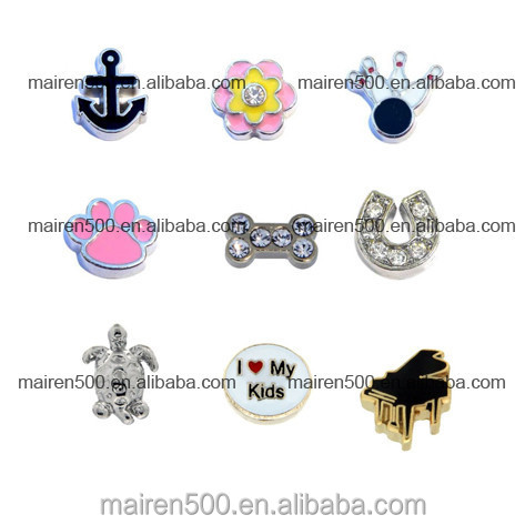 2015 new design floating charms wholesale new london bus charm
