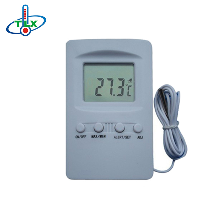 Sauna Digital Room Thermometer With Max Min Alarm