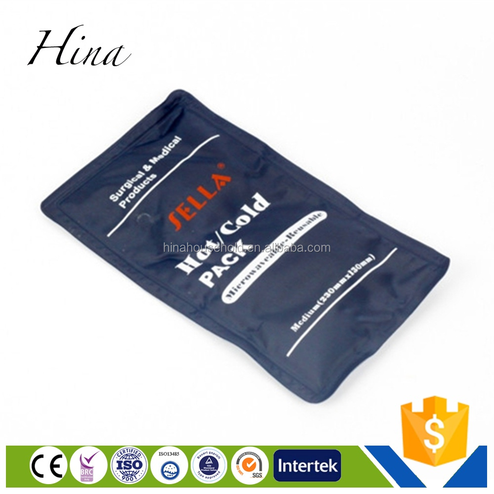 Hot and cold factory safe Microwavable popular health icepacks