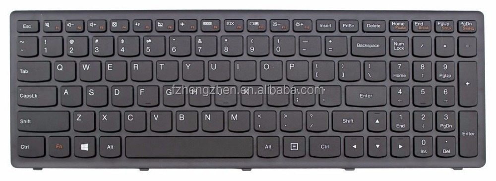 New Replacement Laptop Keyboard For Lenovo G500S G505S G510S S500 S510 S510P Z510 Z510-IFI Flex 15 Flex 15D Series