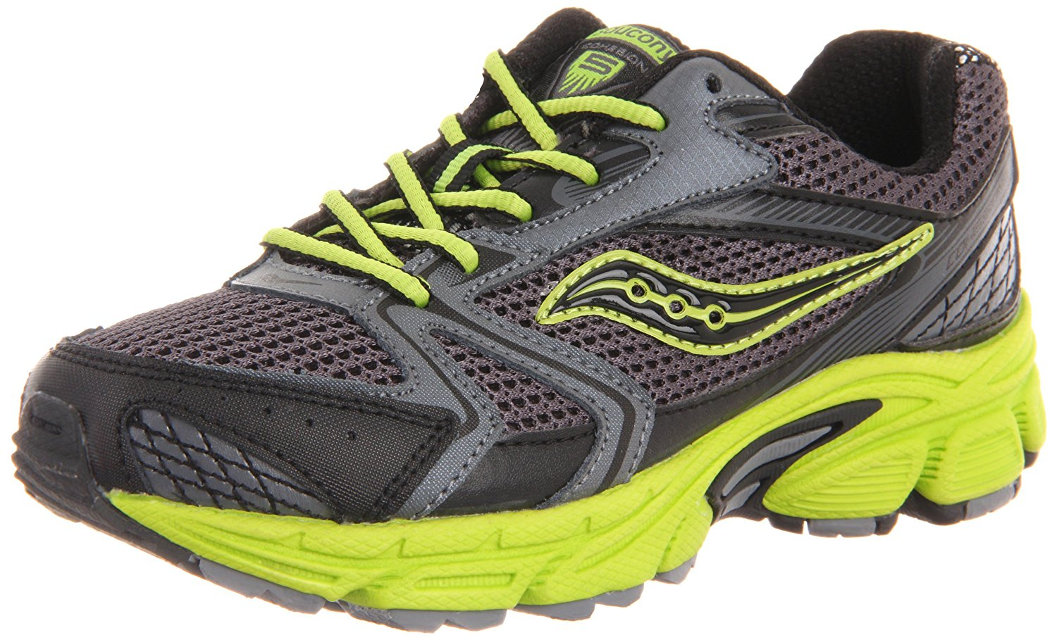 Saucony Cohesion 5 Lace Running Shoe (Little Kid/Big Kid)