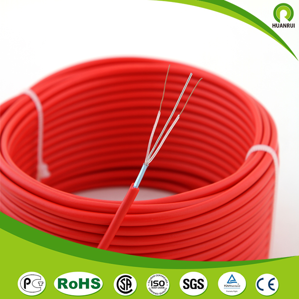 European market 220v save energy underground ultra thin heating cable