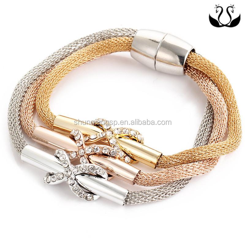 Simple Design Gold Bracelet Designs Ladies Dubai, Simple Design ...