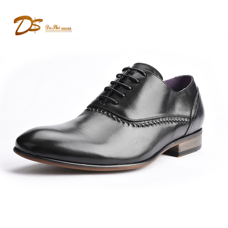 dress Italy quality oxford leather selling shoes hot up lace high 8wq8xrHpF