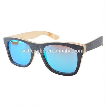 ab4702676d Various Models Factory Directly Woodies Sunglasses Zebra Wood - Buy ...